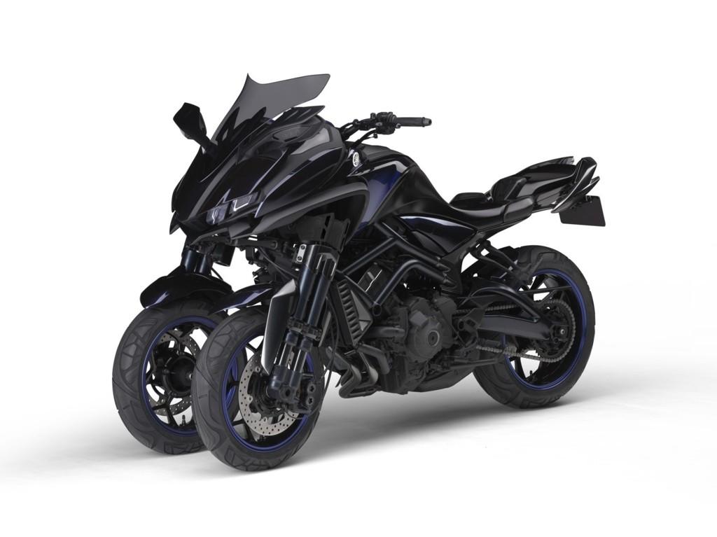 Yamaha Mwt