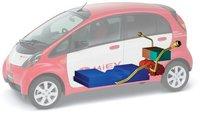 El Mitsubishi i MiEV competirá en precio con los híbridos en 2012