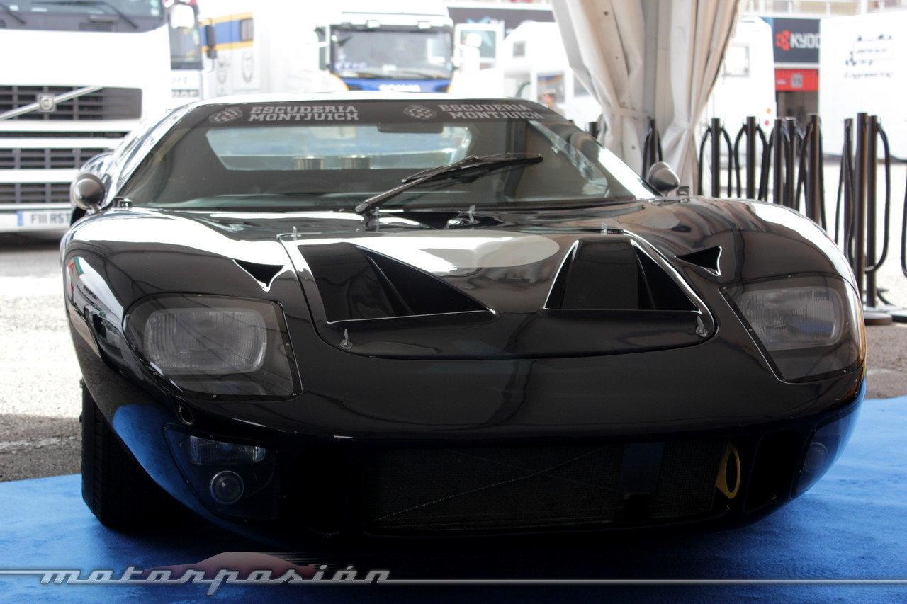 Foto de Ford GT40 en EdM 2013 (11/65)
