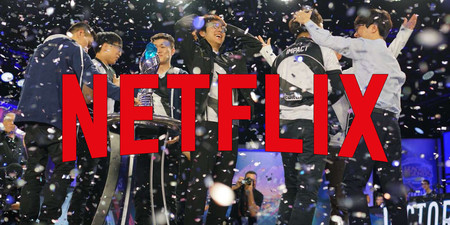 "Los esports llegan a Netflix, League of Legends será parte de la serie documental titulada ""7 days Out"""