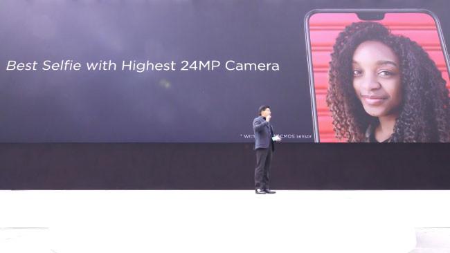 Huawei P20 Pro Frontal