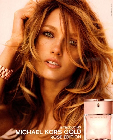 Gold Rose Edition, la nueva fragancia de Michael Kors para este otoño 2012