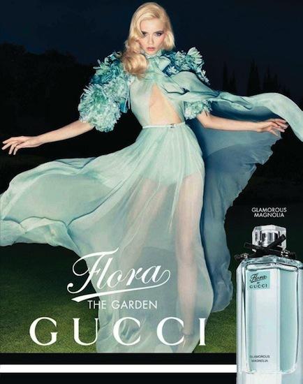 Entra en el jardín de Gucci con sus fragancias Flora