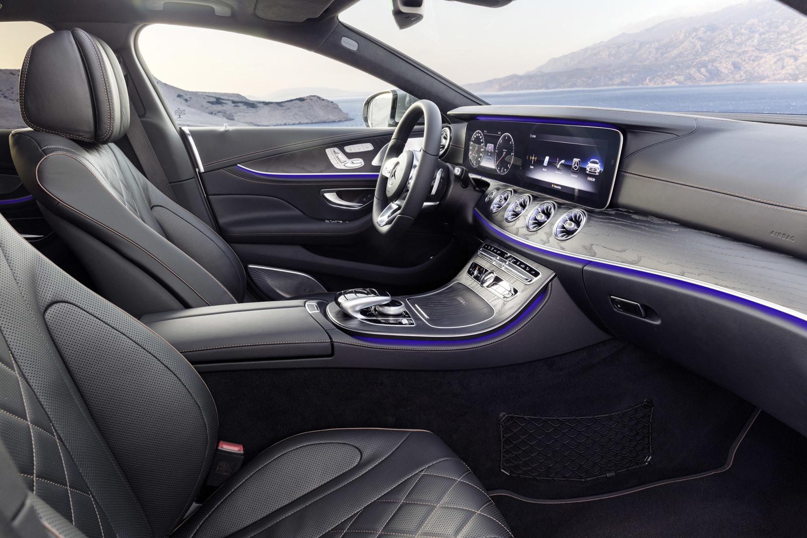 Foto de Mercedes-Benz CLS Coupé 2018 (22/56)