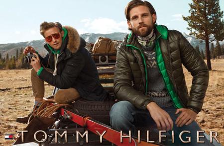 De cara al invierno, Tommy Hilfiger se lleva su ecléctico grupo al Lago Tahoe