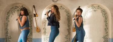El vestuario de 'Mamma Mia! Una y otra vez' es divino: caemos rendidas ante los looks setenteros de las chicas
