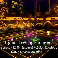 Streaming de la beta de Laser League a las 12:30h [finalizado]