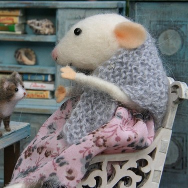 Canciones populares infantiles: 'Una rata vieja'