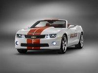 El Chevrolet Camaro Convertible será el próximo Pace Car en Indianapolis