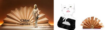 El abanico Lagerfeld