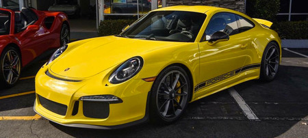 ¡De locos! Ya piden un millón de dólares por un Porsche 911R en Estados Unidos