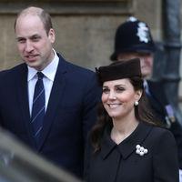 Este sí ha sido el último look de Kate Middleton antes de dar a luz