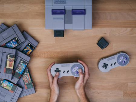 ¿Tienes una NES o SNES? Es momento de actualizarla con un receptor de mandos inalámbricos
