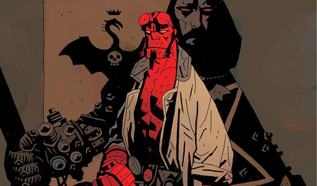 Hellboy Destruction