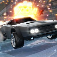 El nuevo crossover de Rocket League es la bomba: The Fate of the Furious se apunta al fútbol sobre ruedas