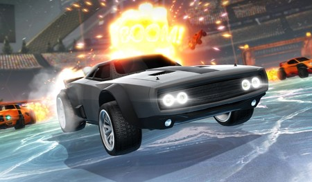 El nuevo crossover de Rocket League es la bomba: The Fate of the Furious se apunta al fútbol sobre ruedas