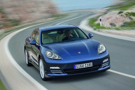 El segundo diesel de Porsche será el Panamera