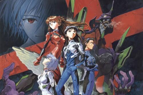 He visto 'Neon Genesis Evangelion' buscando saldar una deuda pendiente con el anime, y he encontrado una obra maestra reconvertida en obsesión
