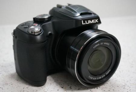 Panasonic Lumix DMC-FZ72, análisis