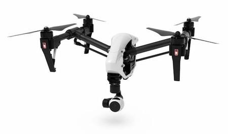 DJI Inspire 1, así es el drone con el que podemos grabar video en 4K