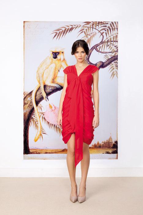 Foto de Moda de fiesta Navidad 2011, 20 vestidos de fiesta de color (11/18)