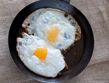Huevos Fritos Sarten