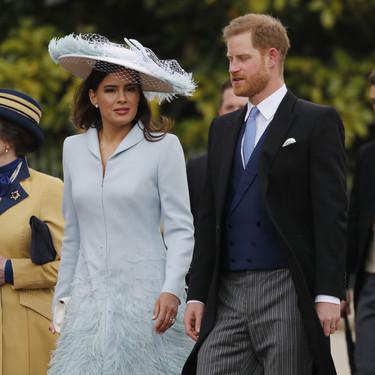 Los looks de las invitadas a la boda real de Lady Gabriella Windsor y Thomas Kingston