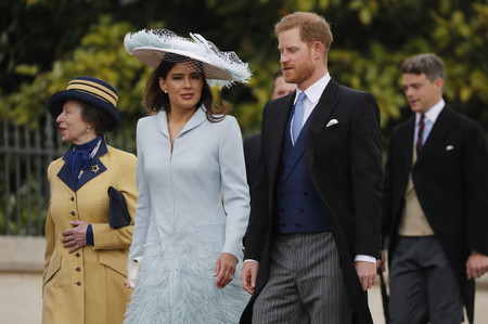 El look de las invitadas a la boda real de Lady Gabriella Windsor y Thomas Kingston