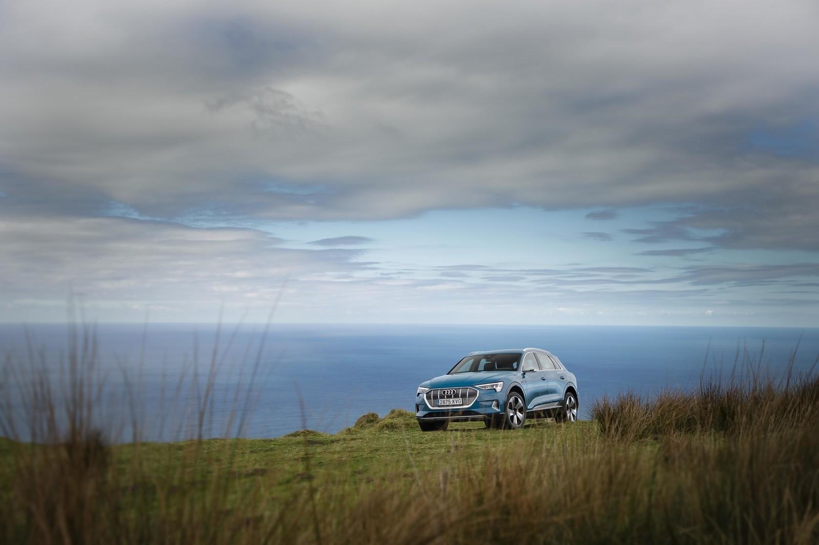 Foto de Audi e-tron (32/111)