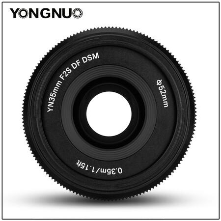 yongnuo 35mm f2 sony