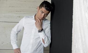 Cristiano Ronaldo y otro acercamiento a la moda, ahora como embajador