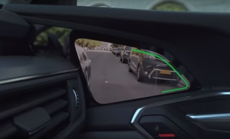 Audi Virtual Mirror Espejo Retrovisor