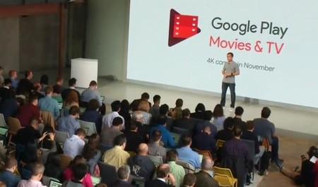 Google Play se prepara para distribuir películas 4K, aunque parece que no al precio que nos gustaría