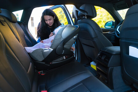 sillas del coche