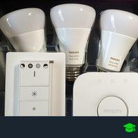 Philips Hue: cómo configurar desde cero tus bombillas inteligentes