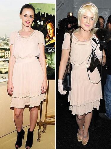 ¿Quién lleva mejor el vestido de H&M?