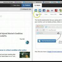 Storify reconstruye el sitio desde cero y renueva su editor de historias