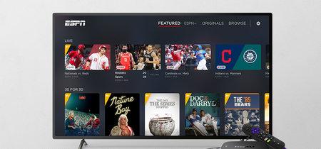 ESPN + también llegará a los dispositivos Roku para acercar el streaming deportivo en directo a más usuarios