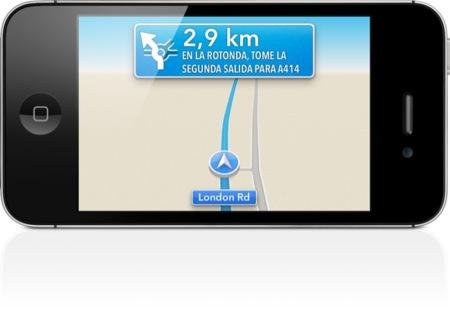 Mapas iOS