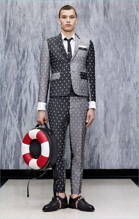 Thom Browne 2017 Spring Summer Mens Lookbook 005