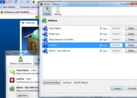 Siphon, sincroniza las extensiones de Firefox