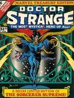 Guillermo del Toro está interesado en el Doctor Strange