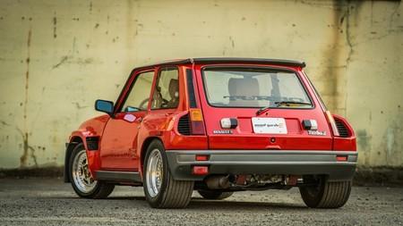 Renault R5 Turbo 2 Evo a subasta