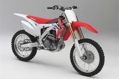 Llegan las nuevas Honda CRF250R 2014 para disfrutar en el barro
