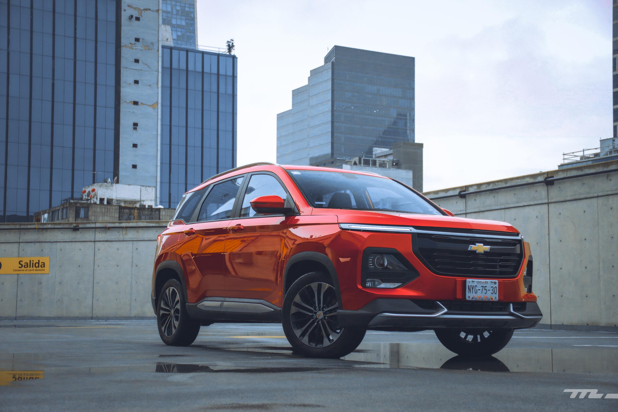 Foto de Chevrolet Captiva 2022 (2/54)