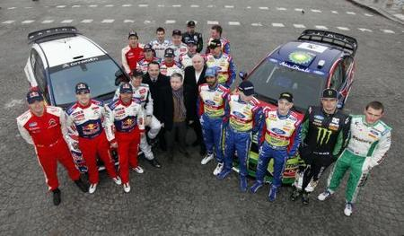 Previa del Campeonato Mundial de Rallyes 2010 (Parte I)