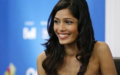Freida Pinto en 'War of Gods'