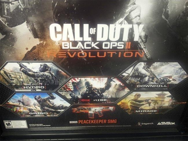 Black Ops 2 DLC Revolution