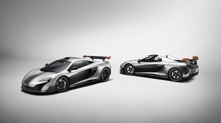 McLaren MSO MSO R: dos espectaculares y únicas flechas plateadas gemelas de 688 CV, un dueño