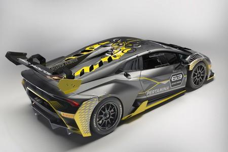Lamborghini Huracan Super Trofeo Evo 2018 6